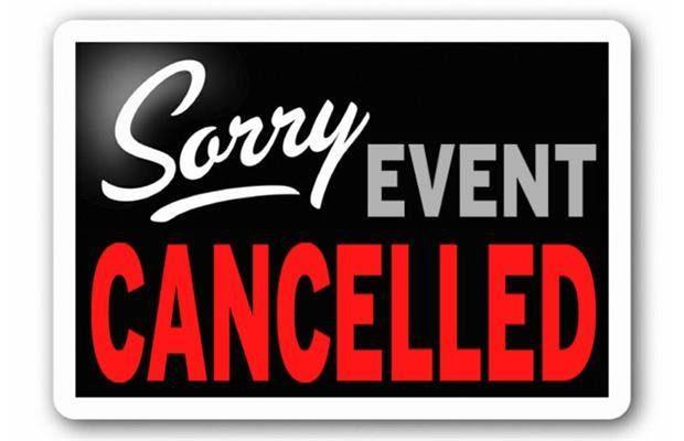 Royalty Gymkhana Cancelled