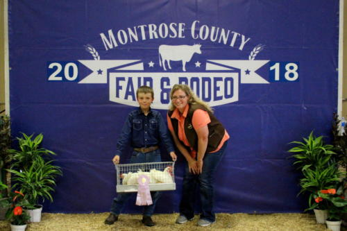 Reserve Champion Broiler Pen of 3 - Quentin Wood - Murdoch's Ranch & Home Supply