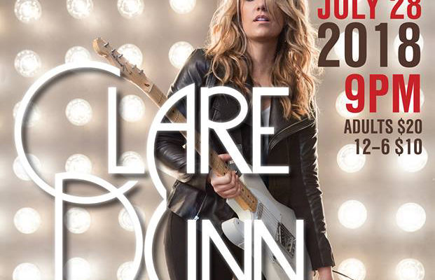 Clare Dunn July 28th