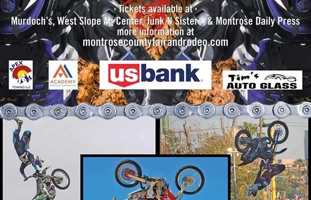 Stunt Riders Friday Night