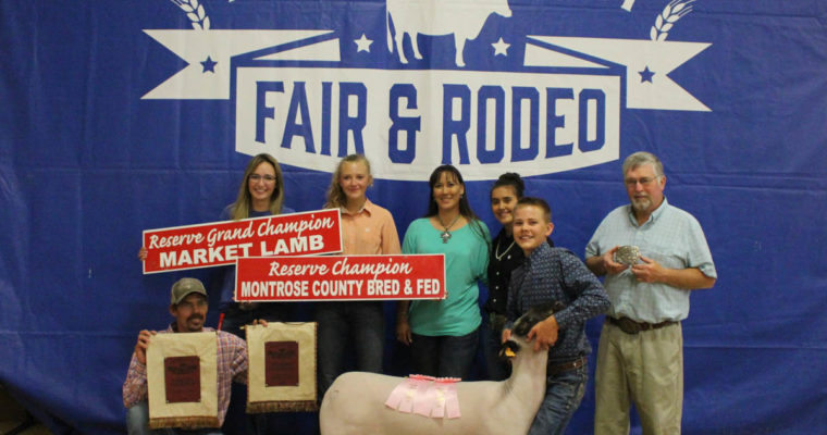 2019 Fair Board Photos